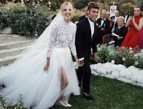 Te contamos lo mejor de la boda de Chiara Ferragni y Fedez
