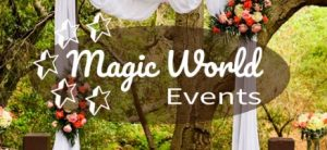 LOGO MAGIC WORLD EVENTS